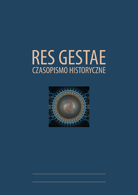Res Gestae